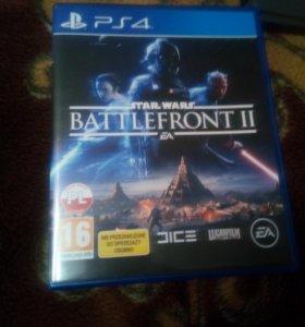 Игра на ps4 battlefront 2