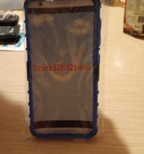 Чехол на телефон HTC-640,620,820 mini