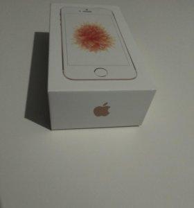 Iphone SE 32 gb Розовый