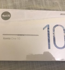 Планшет Iconia One 10 B3-A42