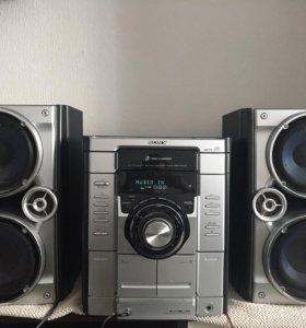 Музыкальный центр Sony MHC-RG470
