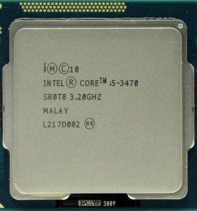Процессор Intel Core i5 3470 Socket 1155