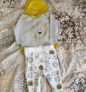 Пижама Mothercare 62 см