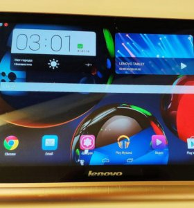 Планшет Lenovo Yoga tablet 10 HD+ (B8080-H)
