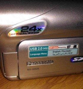 Panasonic nv gs 25