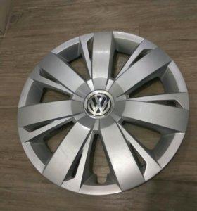 Колпаки Volkswagen Jetta, r16, оригинальные