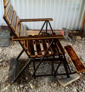 Маятниковое кресло