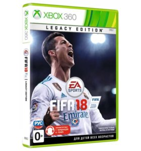 FIFA 18 на Xbox360