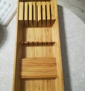 Подставка для ножей Икеа