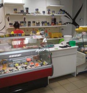 Продается готовый бизнес - магазин рыба