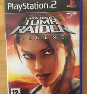 Lara Croft Tomb Raider Legend Playstation 2