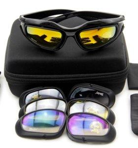 Отличные качественные солнцезащитные очки