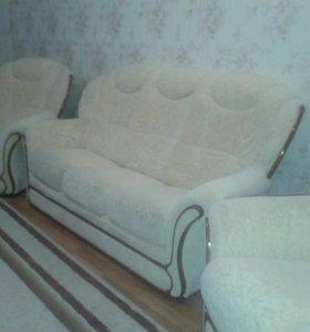 Мягкая мебель Глория элит.
