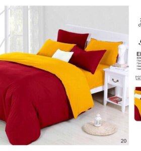 Новый комплект постельного белья 2-х спальный