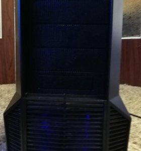 Игровой компьютер Cу-27 в корпусе zalman