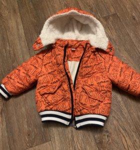 Куртка детская Gloria Jeans