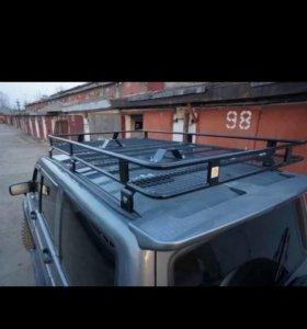Багажник УАЗ Патриот