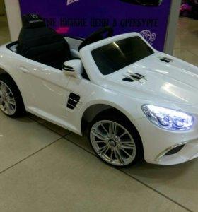 Детский Электромобиль Mercedes лицензия