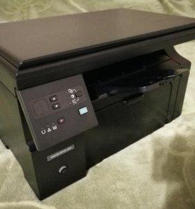 Мфу лазерное HP M 1132/125r новый