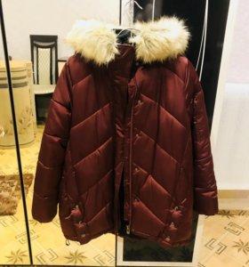 Зимняя куртка PullandBear