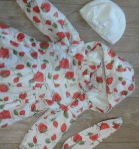 Куртка Gulliv весенне-осенняя, примерно на 4-5 лет