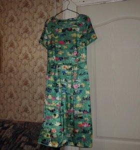 Платье салатовое Faberlic