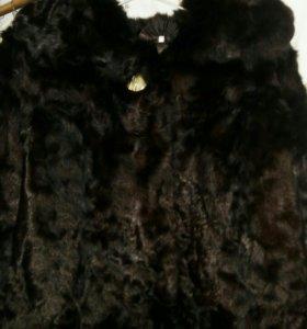 Шуба женская размер 50