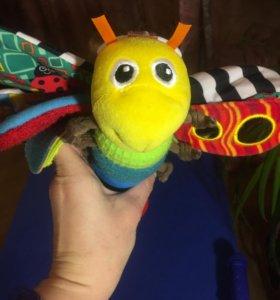 Игрушка развивающая бабочка