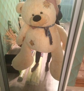 Медведь Федя