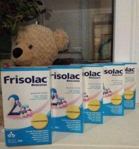 Детское питание Frisolac2