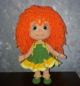 Кукла на каркасе.