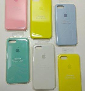Оригинальные чехлы на Айфон 7, 8; iPhone 7, 8