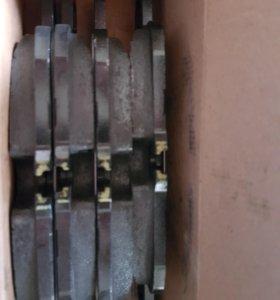 Новые колодки тормозные textar  porsche panamera