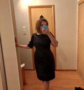 На Новогодний корпоратив Чёрное маленькое платье