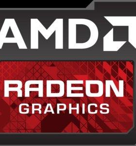 AMD Radeon HD 6850 gddr5 1Gb 256bit