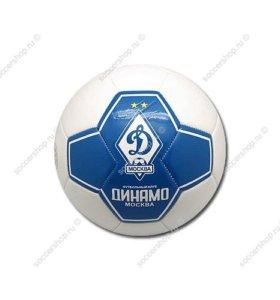 Мяч ФК Динамо Москва сувенир