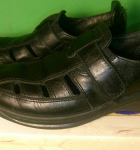 Ботинки кожа Котофей р.33