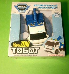 Робот трансформер ТОБОТ