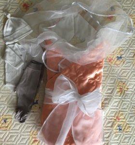 Зимний конверт-одеяло