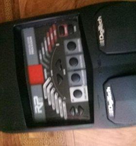 Процессор для эл гитары Digitech rp70