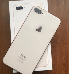 iPhone 8 Plus на гарантии