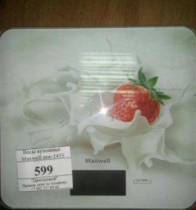 Весы maxwell mw-1455