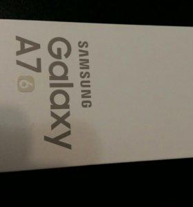 Самсунг GALAXY A7 2016
