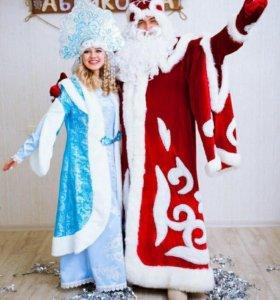 Актер. Дед Мороз