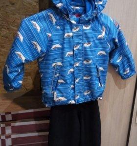 Куртка и штаны Рейма р.86