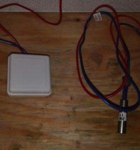 Панель управления электро-котлом ZOTA 9 кВт