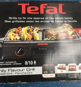 Электрогриль Tefal Family grill TG803832