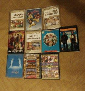 Коллекция дисков 1000 шт