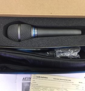 Микрофон Audio-Technica AE3300