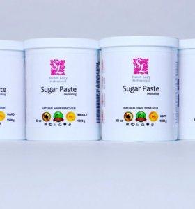 Сахарная Паста для Шугаринга, депиляции 1,5 КГ